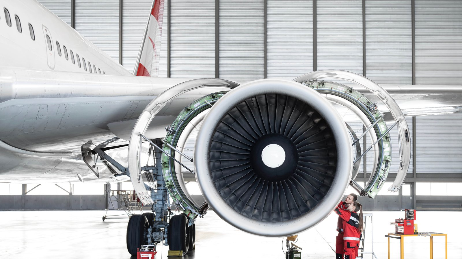 Interesting facts about aircraft engines