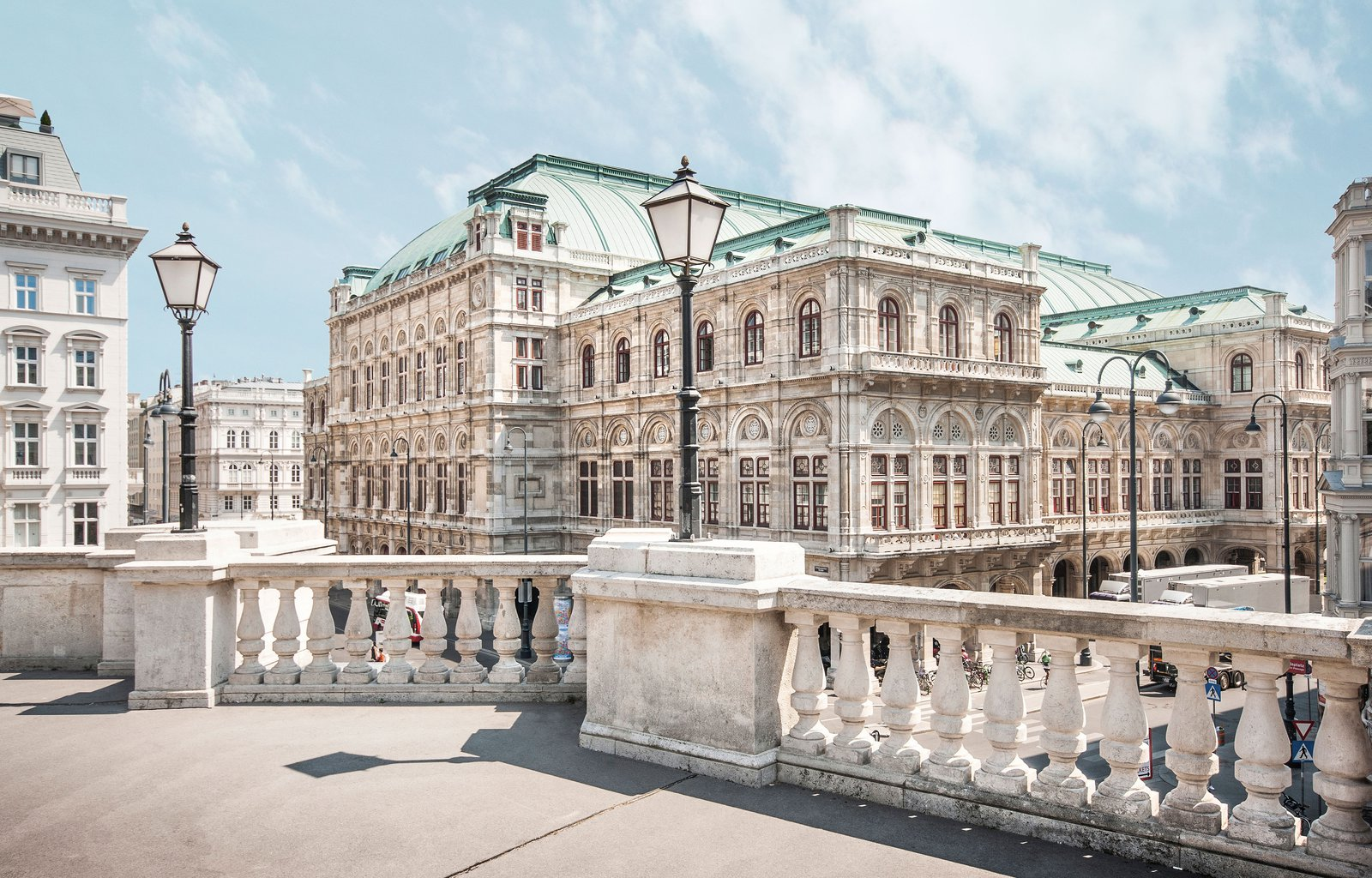 Virtual tour through Vienna | Editor: Florian Lieke